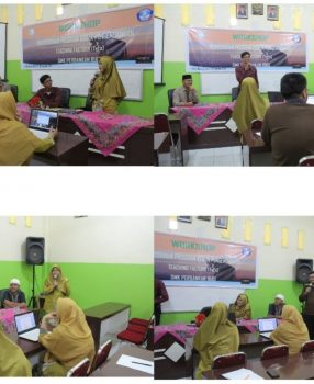 WORKSHOP Penyusunan Program Pengembangan Teaching Factory
