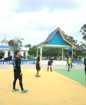 Turnamen Volly