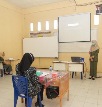 Ujian Prakerin Project Based Learning Gelombang II Angkatan XVIII